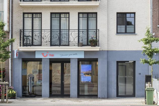 Appartementsblok in het centrum (Zele)
