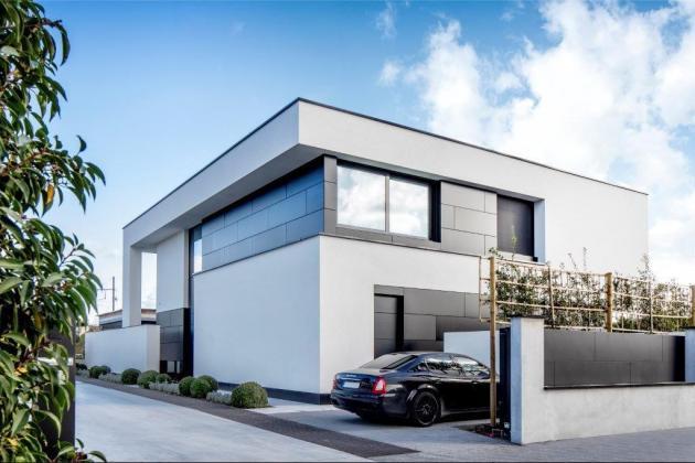 Grote moderne villa (Lokeren)